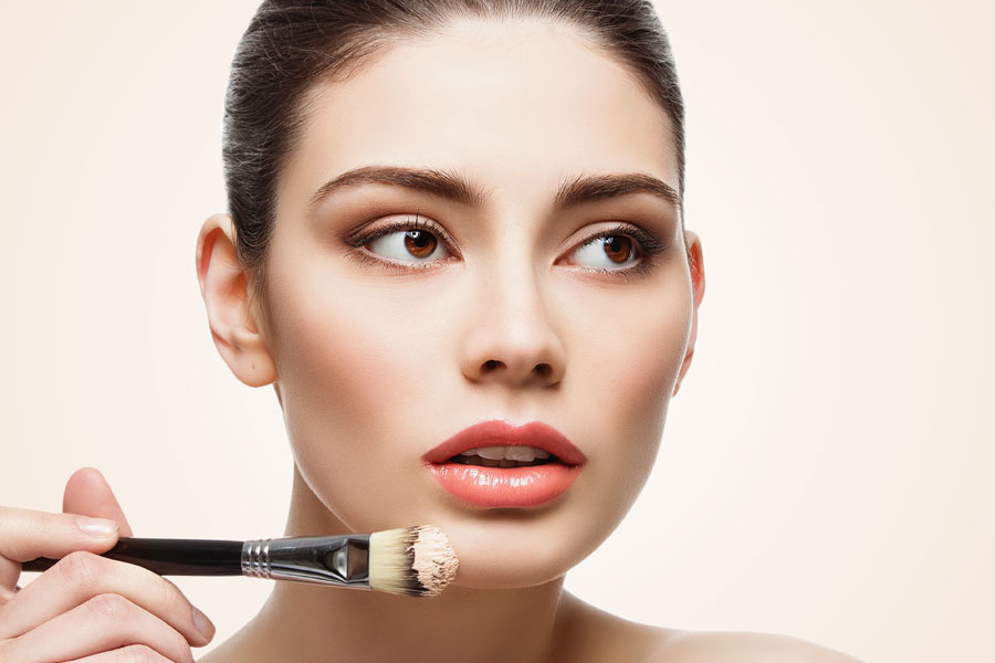 how to use concealer as your foundation