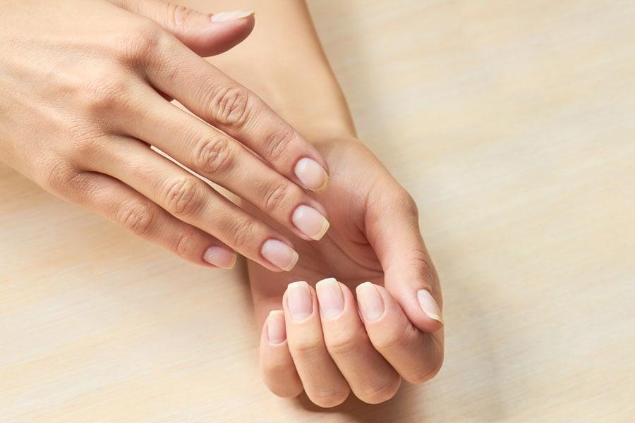 Weak Acrylic Nails