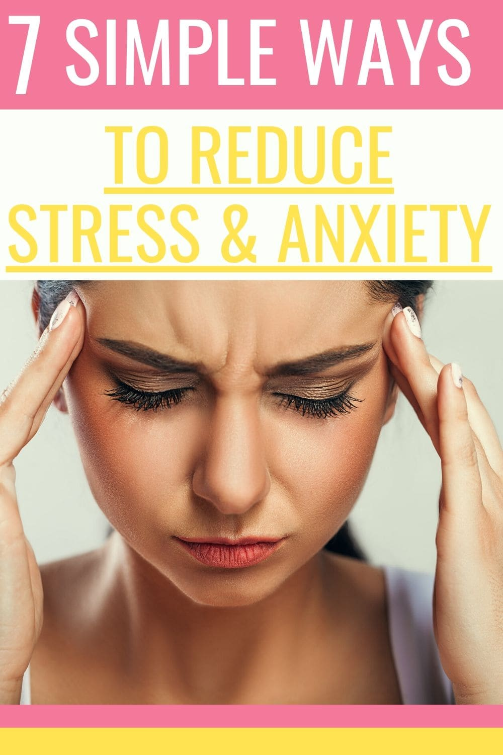 Learn about highly effective stress-relief strategies, plus get tips on stress and anxiety-relief.