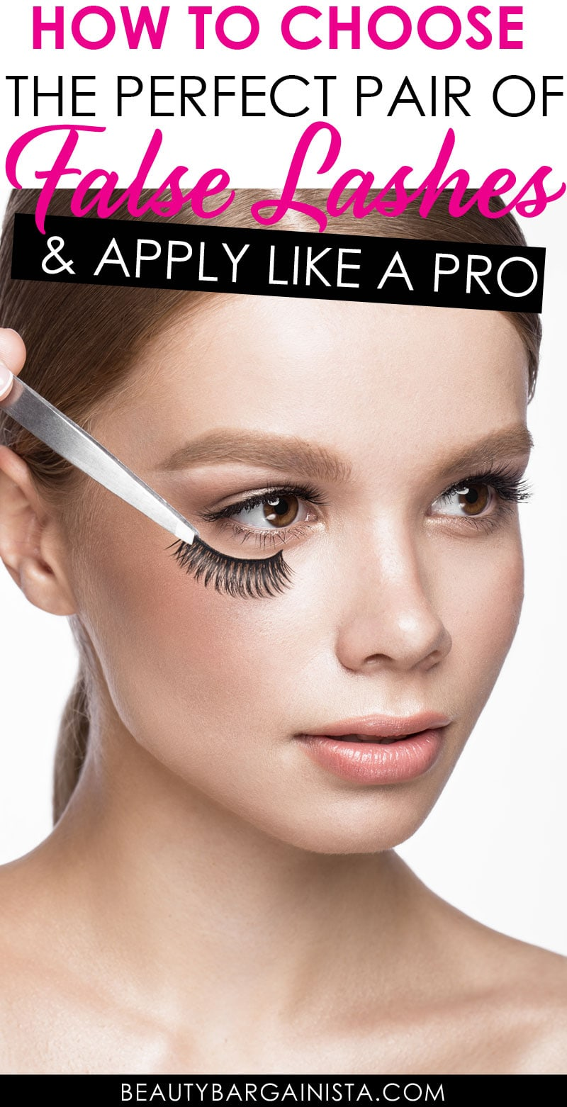 Best False Eyelashes When To Throw Them Away How To Apply Like A Pro