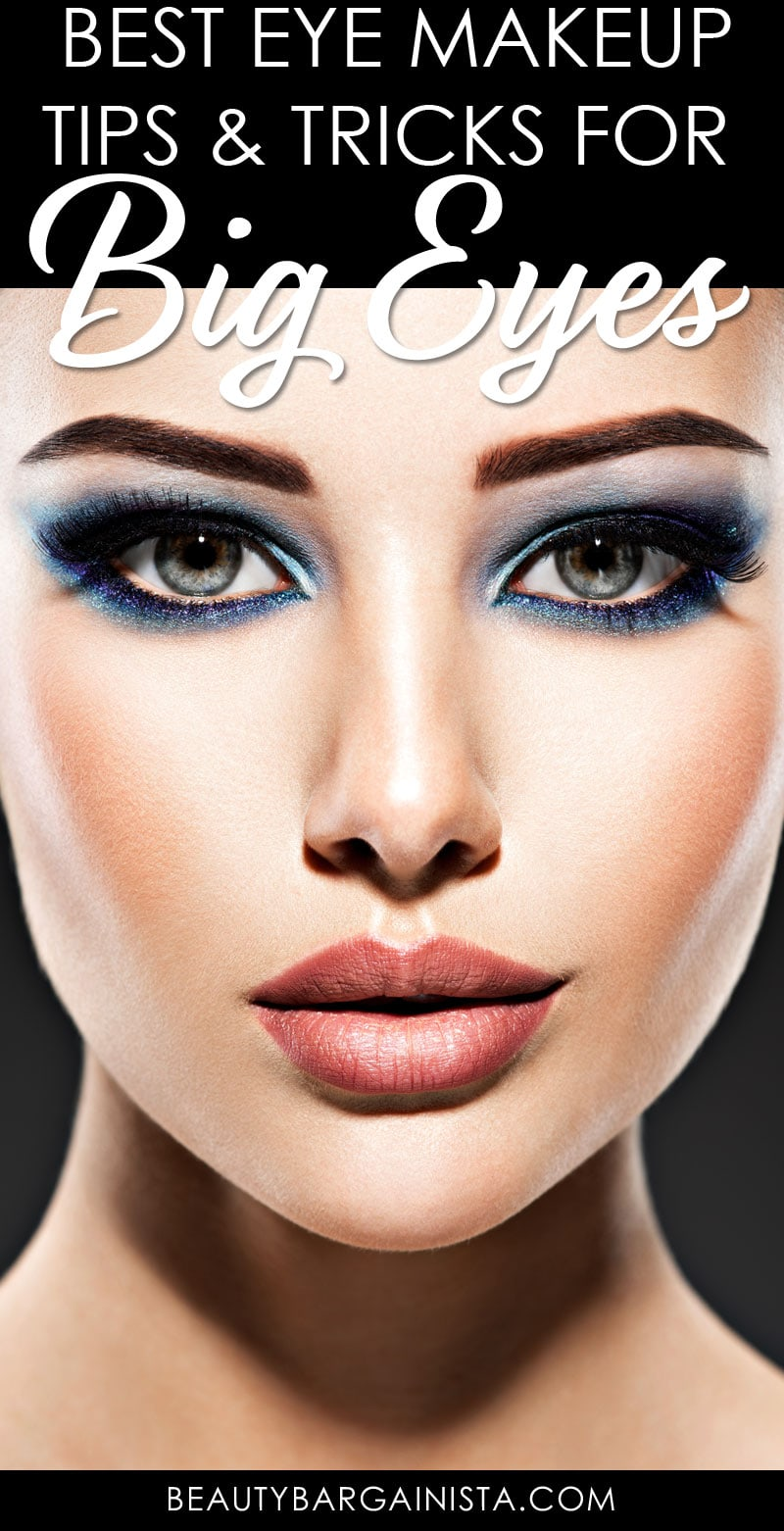 Eye Makeup For Big Eyelids: A Tutorial That Will Make Your