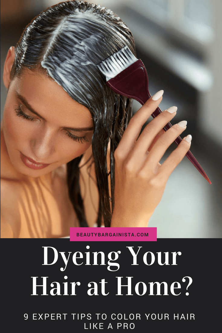 Dyeing Hair for the First Time? 9 Expert Tips to Color Your ...