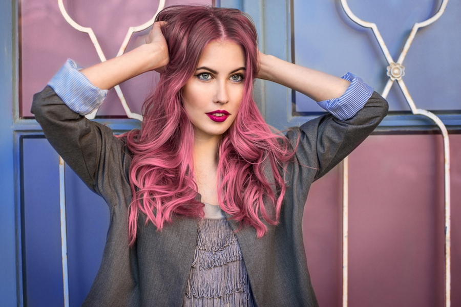 7 Foolproof Ways To Keep Your Temporary Hair Color From Fading Fast